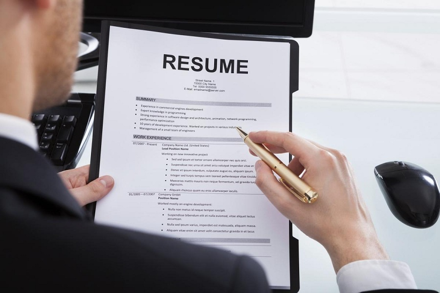 Few essential things about the resume templates making process!