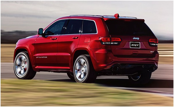 Jeep Grand Cherokee: The flagship model from the carmaker