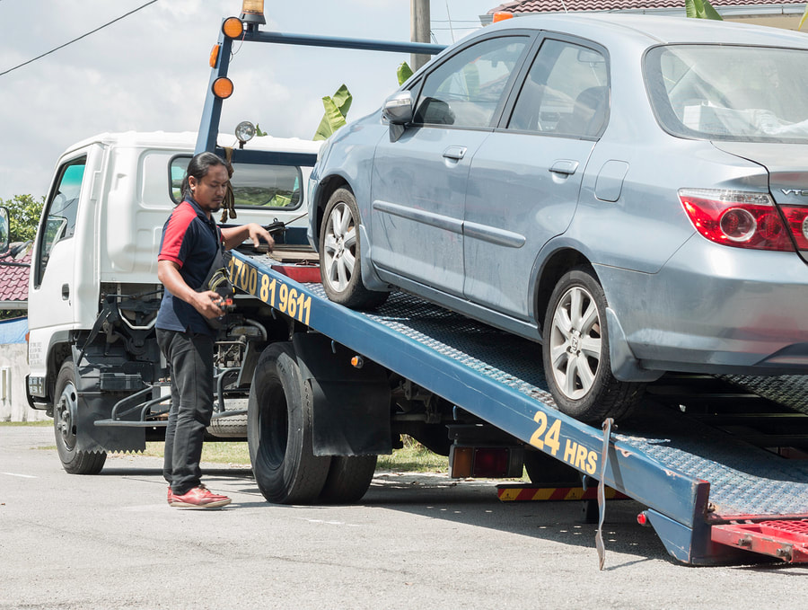 Quality of a reliable towing company: